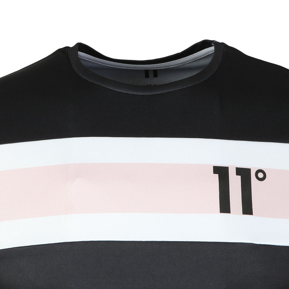 Eleven Degrees Mens Black S/S S Soccer Tee main image