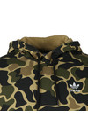 Adidas Originals Mens Green Camo Hoodie