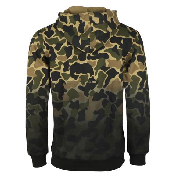 Adidas Originals Mens Green Camo Hoodie main image