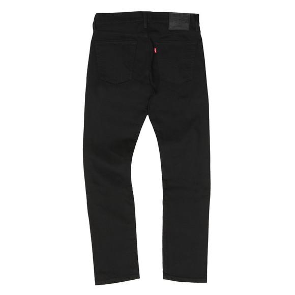 Levi's Mens Black 510 Skinny Jean main image