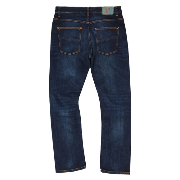 Nudie Jeans Mens Blue Dude Dan Jean main image