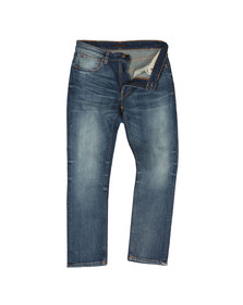 Nudie Jeans Mens Blue Lean Dean Jean