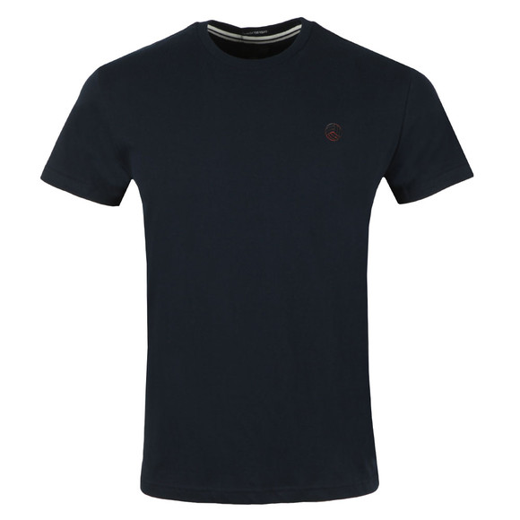 Weekend Offender Mens Blue Shelley T Shirt