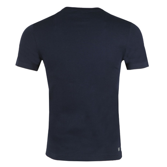 Lacoste Sport Mens Blue S/S TH3341 Tee main image