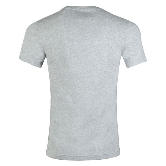 Lacoste Sport Mens Grey S/S TH3382 Tee main image