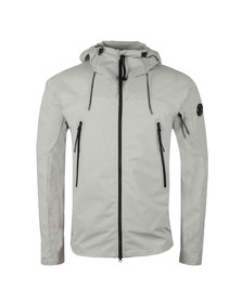 C.P. Company Mens Grey Pro Tek Hooded Jacket