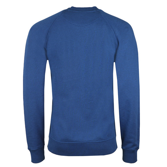 Vivienne Westwood Anglomania Mens Blue Classic Sweater main image