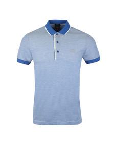 Boss Mens Blue Paule 4 Polo Shirt