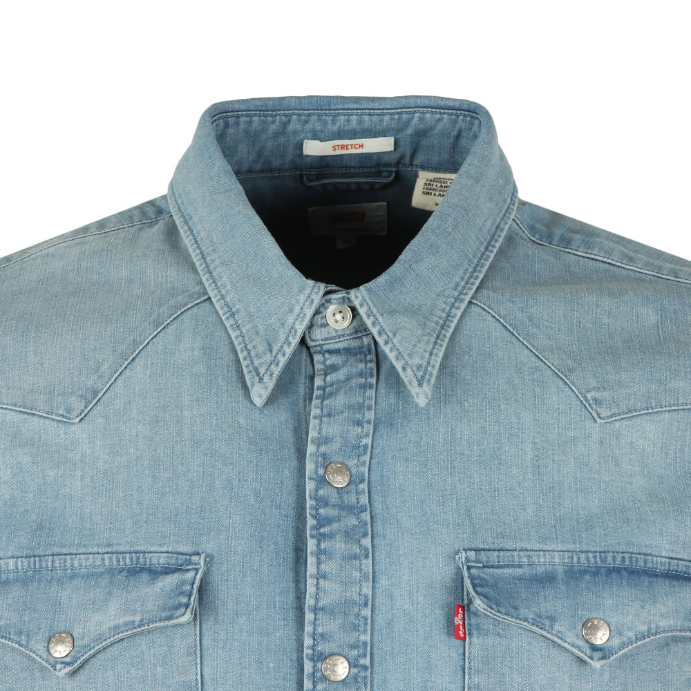 Barstow Denim Shirt main image