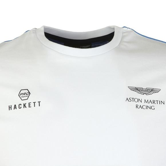 Hackett Mens White S/S AMR Wings Tee main image