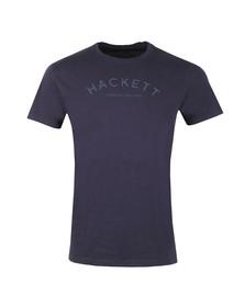 Hackett Mens Blue S/S Classic Tee