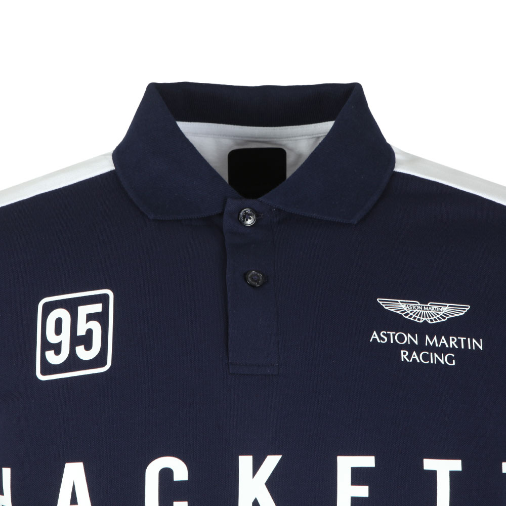 S/S AMR Panel Polo main image
