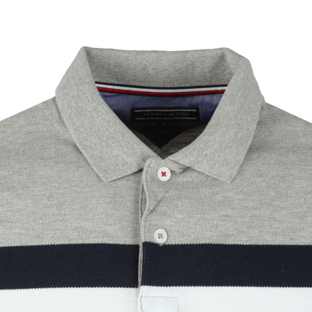S/S Chest Stripe Polo main image