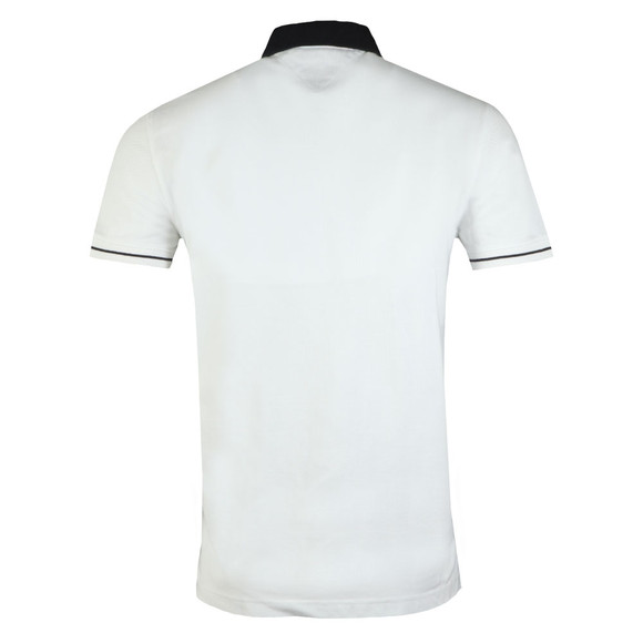 Tommy Hilfiger Mens White S/S 1985 Polo main image