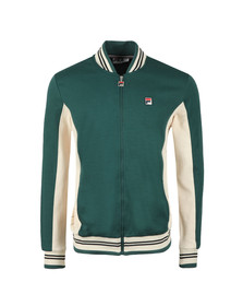Fila Mens Green Settanta Track Top