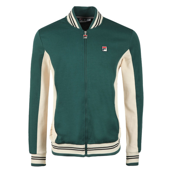 Fila Mens Green Settanta Track Top main image