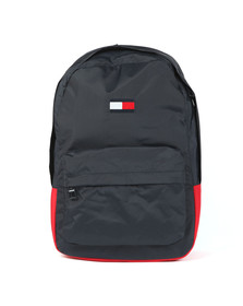 Tommy Hilfiger Mens Blue Flag Backpack