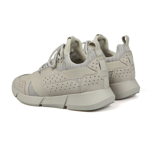 Cortica Mens Off-white Impulsum Knit  Trainer main image