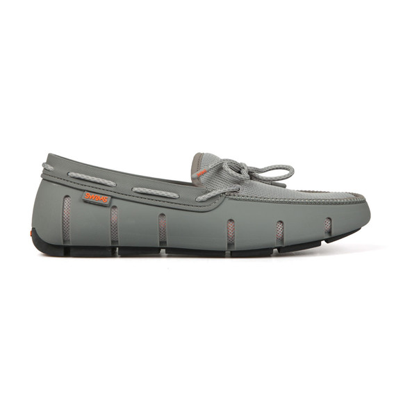 Swims Mens Grey Stride Lace Loafer main image
