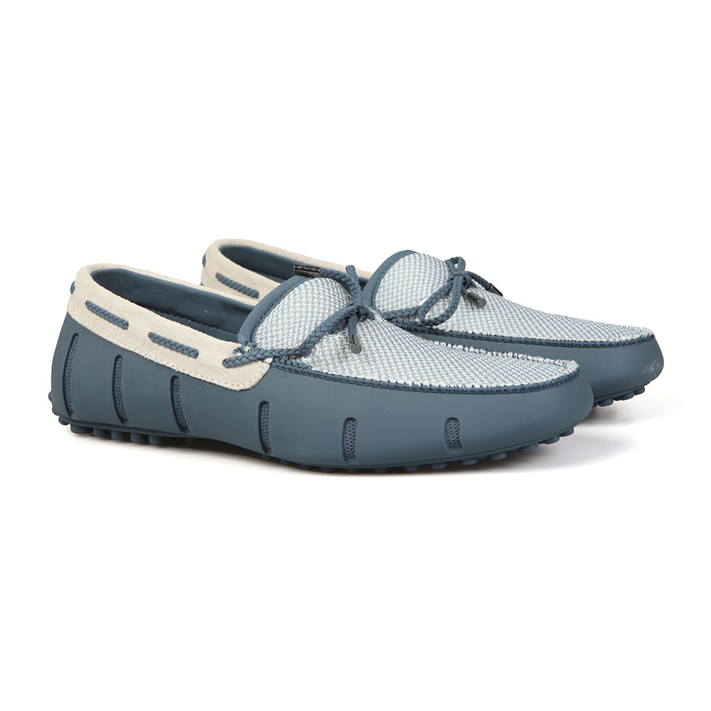 Braided Lace Lux Loafer Driver main image