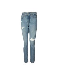 Levi's Womens Blue 501 Skinny Jean