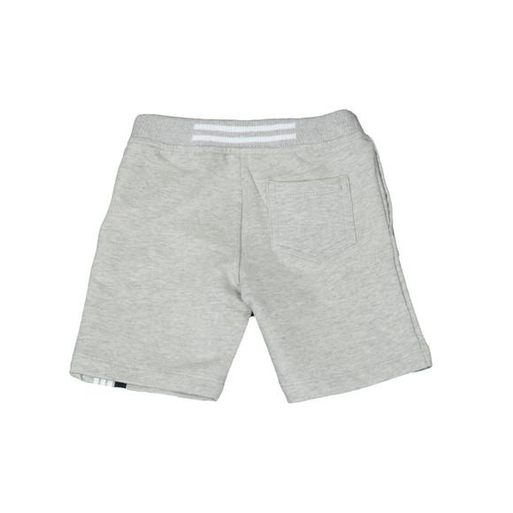 Armani Baby Boys Grey 3ZHS50 Jersey Short main image
