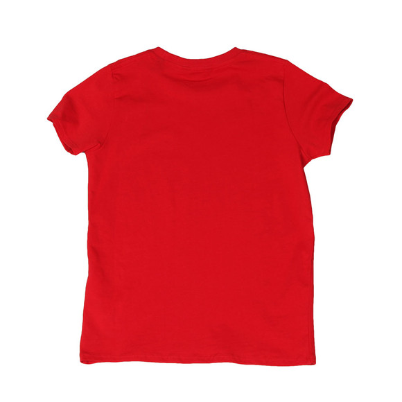 Gant Boys Red Boys Original T Shirt main image