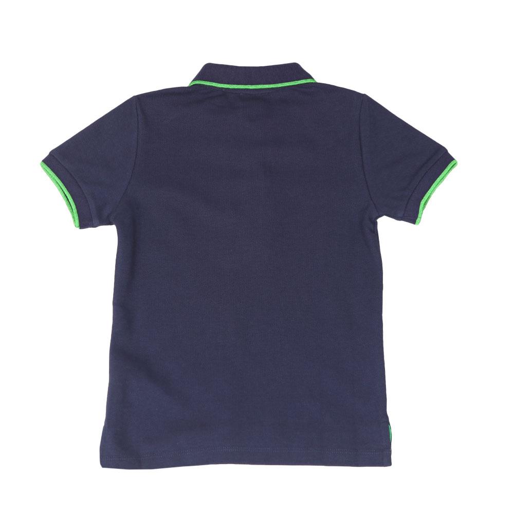 Tipped Logo Polo Shirt main image