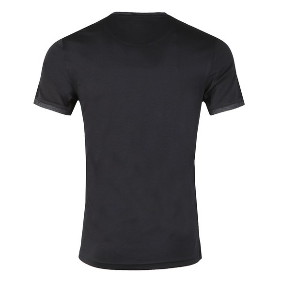 Ted Baker Mens Blue S/S Solid Crew Tee main image