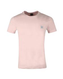 Boss Orange Mens Pink Tommi T Shirt