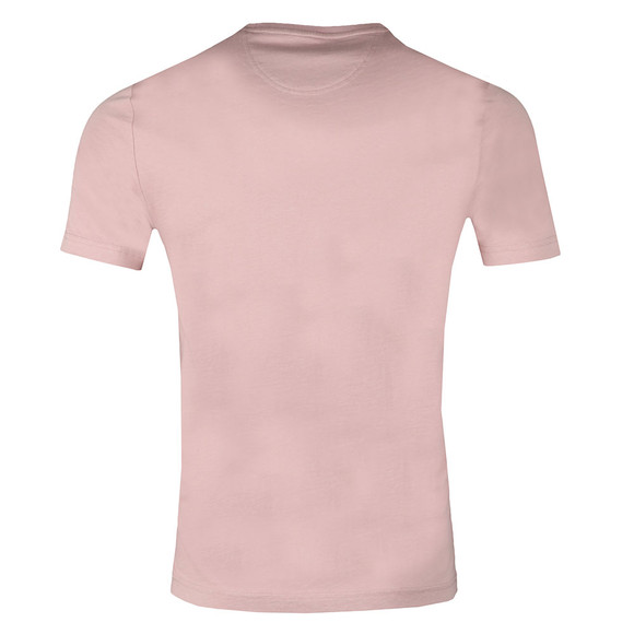 Henri Lloyd Mens Pink Radar Regular Tee main image