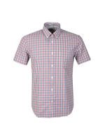 S/S Gingham Check Shirt