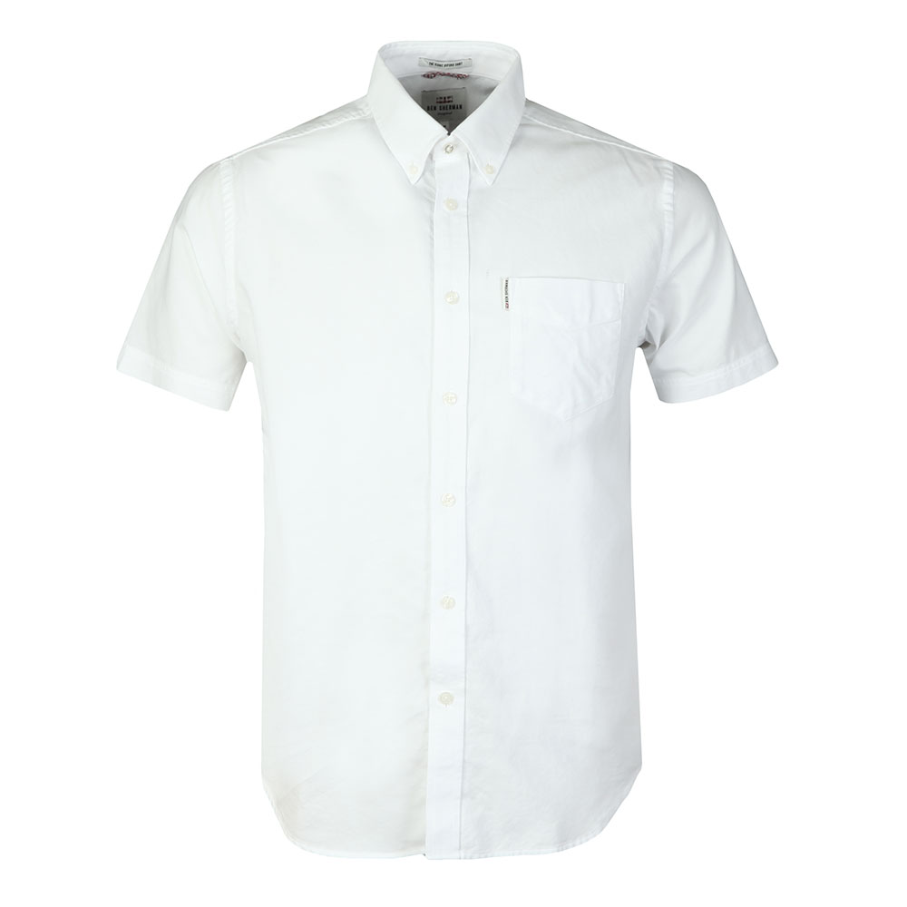 S/S Classic Oxford Shirt main image