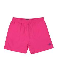 Henri Lloyd Mens Pink Brixham Swim Short