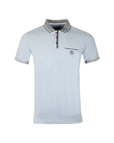 Henri Lloyd Mens Blue Highland Regular Polo