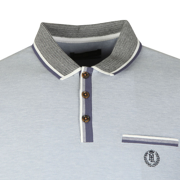 Henri Lloyd Mens Blue Highland Regular Polo main image