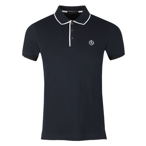 Henri Lloyd Mens Blue S/S Nurney Mercerized Polo main image