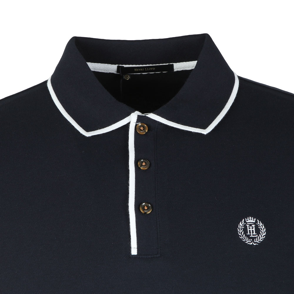 S/S Nurney Mercerized Polo main image