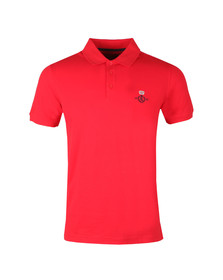 Henri Lloyd Mens Red S/S Benton Polo