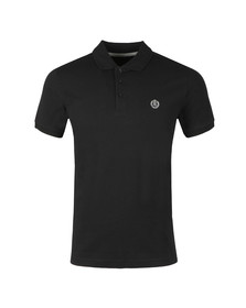 Henri Lloyd Mens Black Cowes Regular Polo