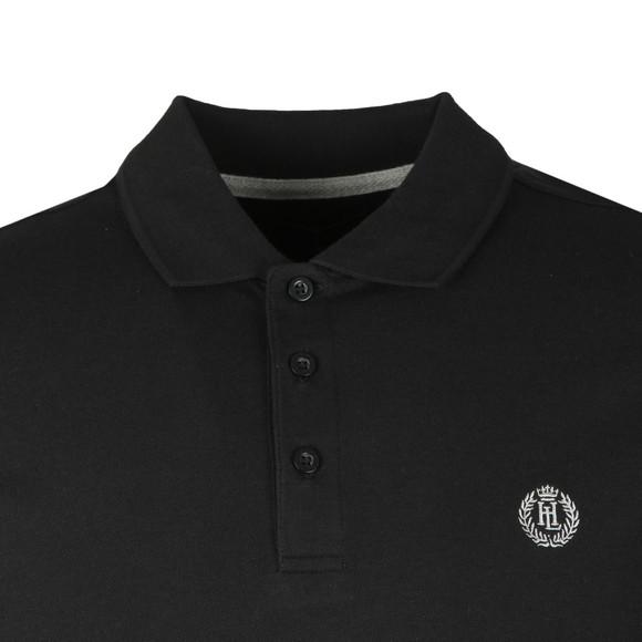 Henri Lloyd Mens Black Cowes Regular Polo main image