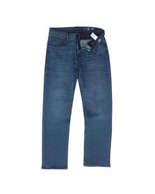 BOSS Mens Blue Athleisure Deam 30 Jean