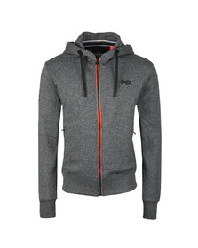 Superdry Mens Grey Orange Label Urban Ziphood