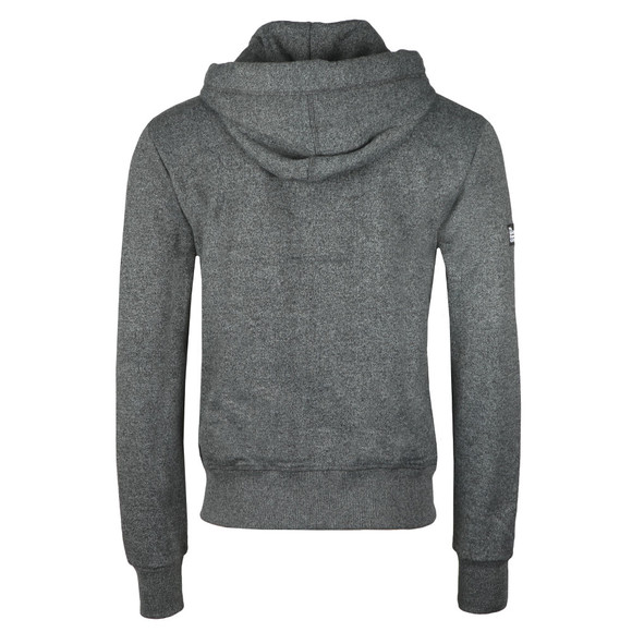 Superdry Mens Grey Orange Label Urban Ziphood main image