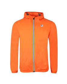 K-Way Mens Orange Le Vrai 3.0 Claude Jacket