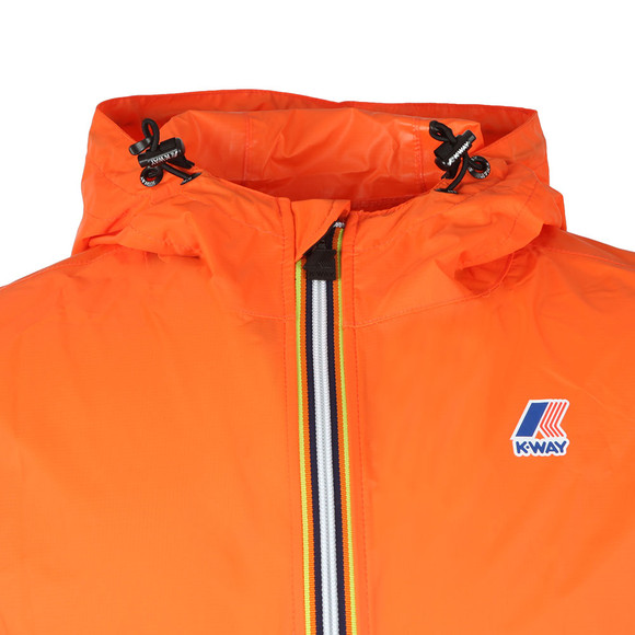 K-Way Mens Orange Le Vrai 3.0 Claude Jacket main image