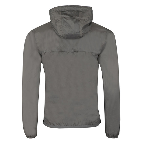 K-Way Mens Grey Le Vrai 3.0 Claude Jacket main image