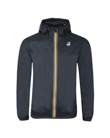 K-Way Mens Blue Le Vrai 3.0 Claude Jacket