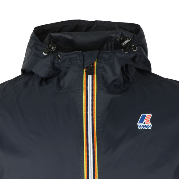K-Way Mens Blue Le Vrai 3.0 Claude Jacket main image