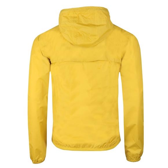 K-Way Mens Yellow Le Vrai 3.0 Leon 1/2 Zip Jacket main image